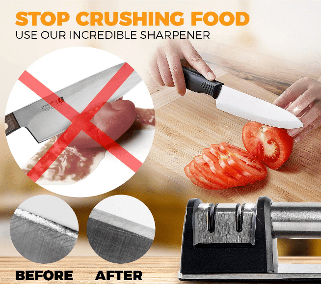 priority chef knife sharpener