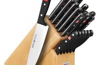 Wusthof Gourmet 18-Piece Knife Set with Storage Block Review
