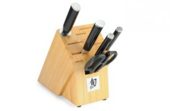 Shun Classic 7-Piece Knife Set with Bamboo Block Review