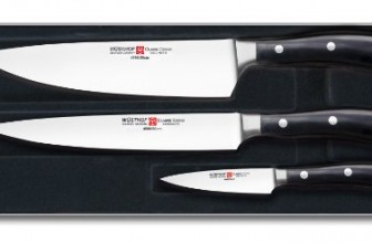 Wusthof Classic Gourmet 3-Piece Knife Set Review